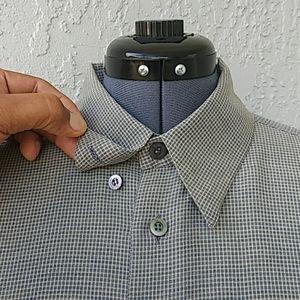 ERMENEGILDO ZENGA Men's L/S Shirt (XL)